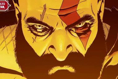 המשחק God Of War צפוי לקבל סדרת קומיקס מאת Dark Horse