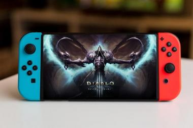 Diablo 3 Eternal Collection מגיע ל-Switch