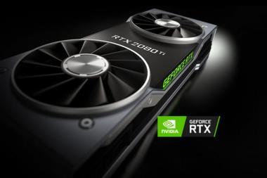 ביי GTX שלום RTX : חברת Nvidia חושפת את כרטיסי המסך החדשים שלה