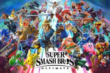 המשחק הכי נמכר באמאזון לשנת 2018 הוא... Super Smash Bros. Ultimate?