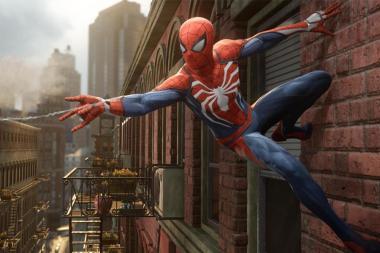 המשחק Spider-Man מכר כ-3 מיליון עותקים בשלושת ימיו הראשונים בשוק