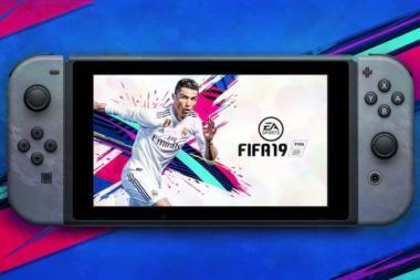 ביקורת: FIFA 19 ל-Nintendo Switch
