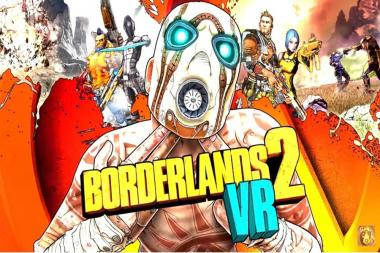 הוכרזה גרסת VR ל-Borderlands