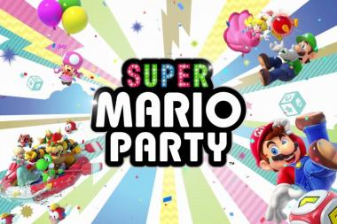 ביקורת: Super Mario Party