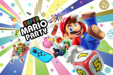 Super Mario Party כנראה הוביל למחסור בשלטי Joy-Con באירופה