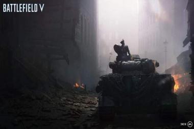 המשחק Battlefield V יכלול משימה מנקודת מבט גרמנית