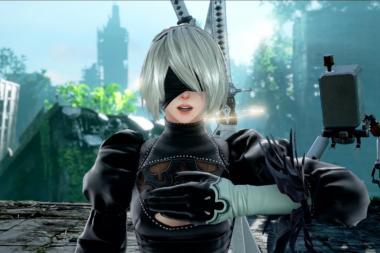 הדמות של 2B מ-Nier: Automata מגיעה ל-Soulcalibur 6