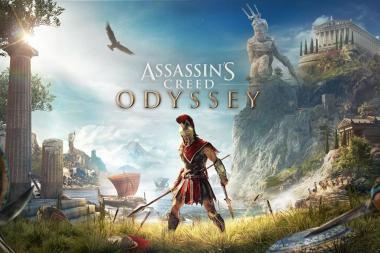 ביקורת: Assassin's Creed Odyssey