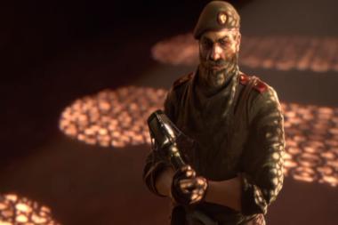 נחשפה הדמות המגנה החדשה ב-Rainbow Six: Siege