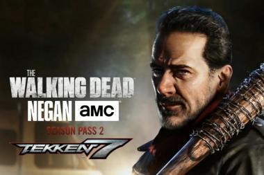 בואו לצפות בטריילר החדש ל-Tekken 7 שמציג את Negan