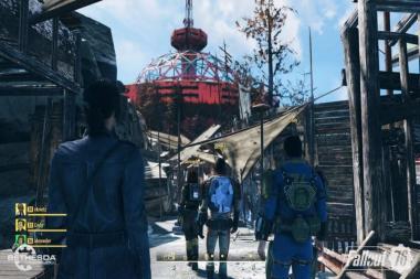 המשחק Fallout 76 יקבל איוונטים קבועים החל מ-2019