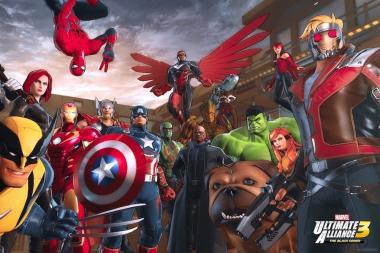 חברת Nintendo הכריזה על Marvel Ultimate Alliance 3: The Black Order