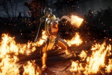 הוכרז Mortal Kombat 11, יוצא לכל הקונסולות באפריל