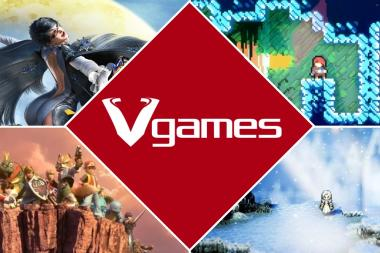 משחקי השנה של Vgames - על פי ציוני ביקורות