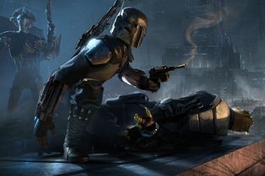 """דיווח: כותר עולם-פתוח של Star Wars בוטל ע""""י EA"""