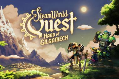 נחשף SteamWorld Quest: Hand of Gilgamech, יגיע ב-2019