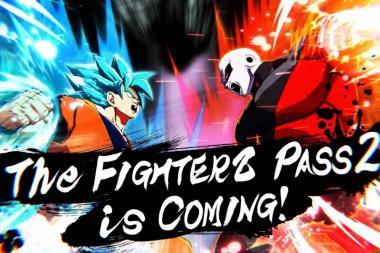 העונה השנייה של Dragon Ball FighterZ הוכרזה, Jiren ו-Videl הוכרזו