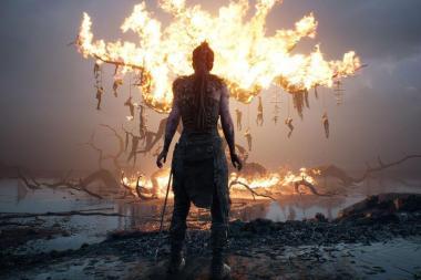 המשחק Hellblade: Senua's Sacrifice נוחת על ה-Switch