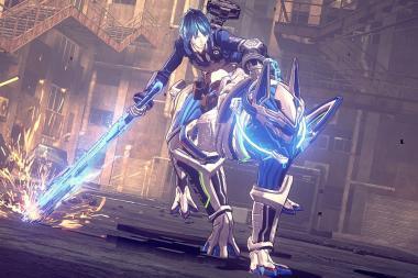 נינטנדו מכריזה על Astral Chain, משחק אקשן חדש ל-Switch