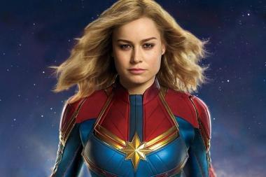 Captain Marvel - ת'אנוס, מאחוריך