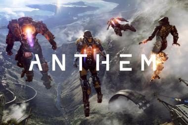 ביקורת: Anthem - איך נפלו גיבורים