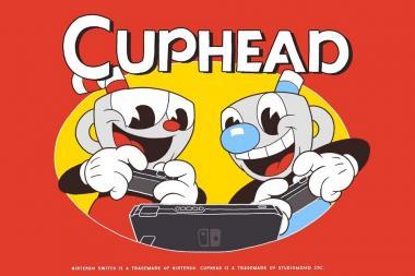 המשחק Cuphead מגיע לקונסולת ה-Nintendo Switch!