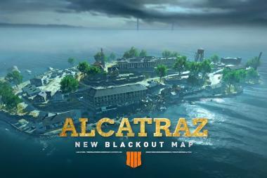 מפת אלקטרז מגיעה ל-Call Of Duty: Blackout