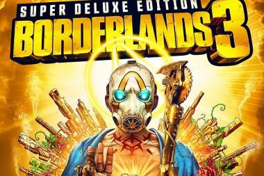 הודלפה העטיפה הרשמית של Borderlands 3