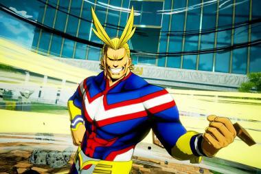 שבע דמויות DLC הוכרזו עבור Jump Force