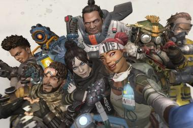כ-700 אלף צ'יטרים הועפו מ-Apex Legends