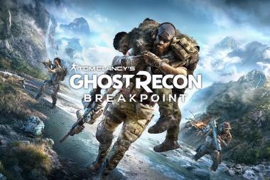 הוכרז Tom Clancy's Ghost Recon: Breakpoint, יגיע באוקטובר