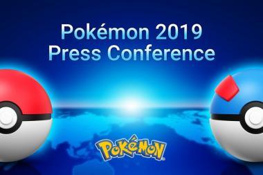 סיכום מסיבת העיתונאים של חברת הפוקימונים לשנת 2019