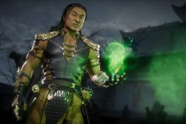 צפו בטריילר המשחקיות של Shang Tsung ב-Mortal Kombat 11