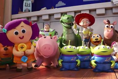 ביקורת: צעצוע של סיפור 4 - בובה של סרט