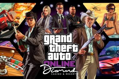 בית הקזינו Diamond Casino & Resort מגיע ל-GTA Online