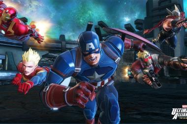 ביקורת: Marvel Ultimate Alliance 3 - אני אוהב את זה 3000