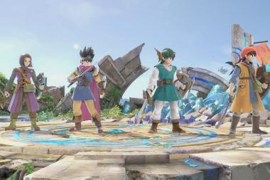 קבלו את הגיבור החדש שמגיע ל-Super Smash Bros. Ultimate