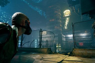 צפו בטריילר ל-Ghostrunner, משחק האקשן שמשלב ריצה חופשית עם חרבות