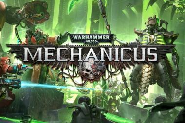 משחק המחשב Warhammer 40K: Mechanicus מגיע לקונסולות