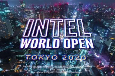 חברת Intel תקיים אירוע eSports גדול לקראת אולימפיאדת טוקיו 2020