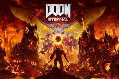 המשחק Doom Eternal נדחה ל-2020