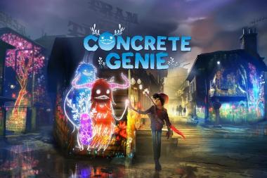 Concrete Genie - הג'יני הראשון שלי