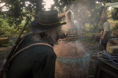 תפקיד ה-Moonshiner מגיע ל-Red Dead Online בעדכון הבא