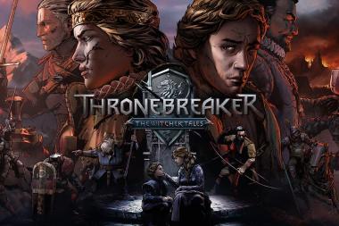 משחק הקלפים Thronebreaker: The Witcher Tales זמין עכשיו ל-Swtich