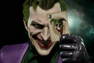 קונספט ראשוני של ה-Joker ב-Mortal Kombat 11 לקח השראה משחקני הדמות