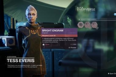 בשעה טובה: Destiny 2 אומר שלום ל-Loot Boxes