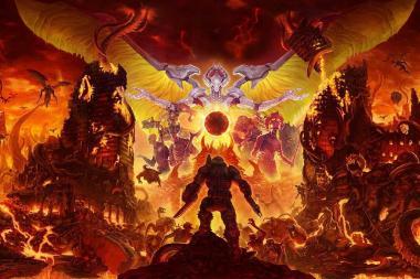 נחשפו דרישות המערכת עבור Doom Eternal