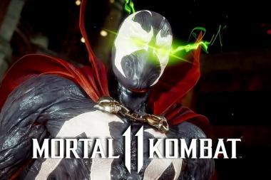 צפו בסרטון המשחקיות של Spawn ב-Mortal Kombat 11