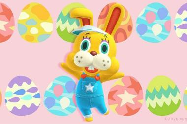 חברת Nintendo מטפלת בבעיית עודף הביצים ב-Animal Crossing