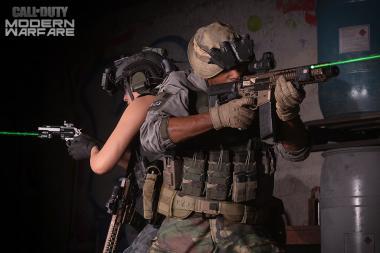 דעה: האם אוכל לשחזר את ציוד הלחימה שלי ב-COD: Modern Warfare?